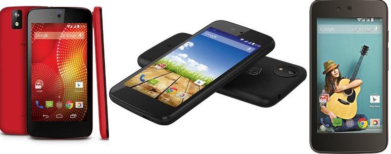एंड्राइड वन गूगल के सस्ते स्मार्टफोन
